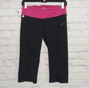 Nike Dri Fit Capri Workout Pants...